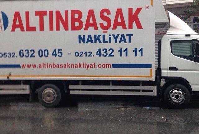 Taksim Nakliye Şirketleri